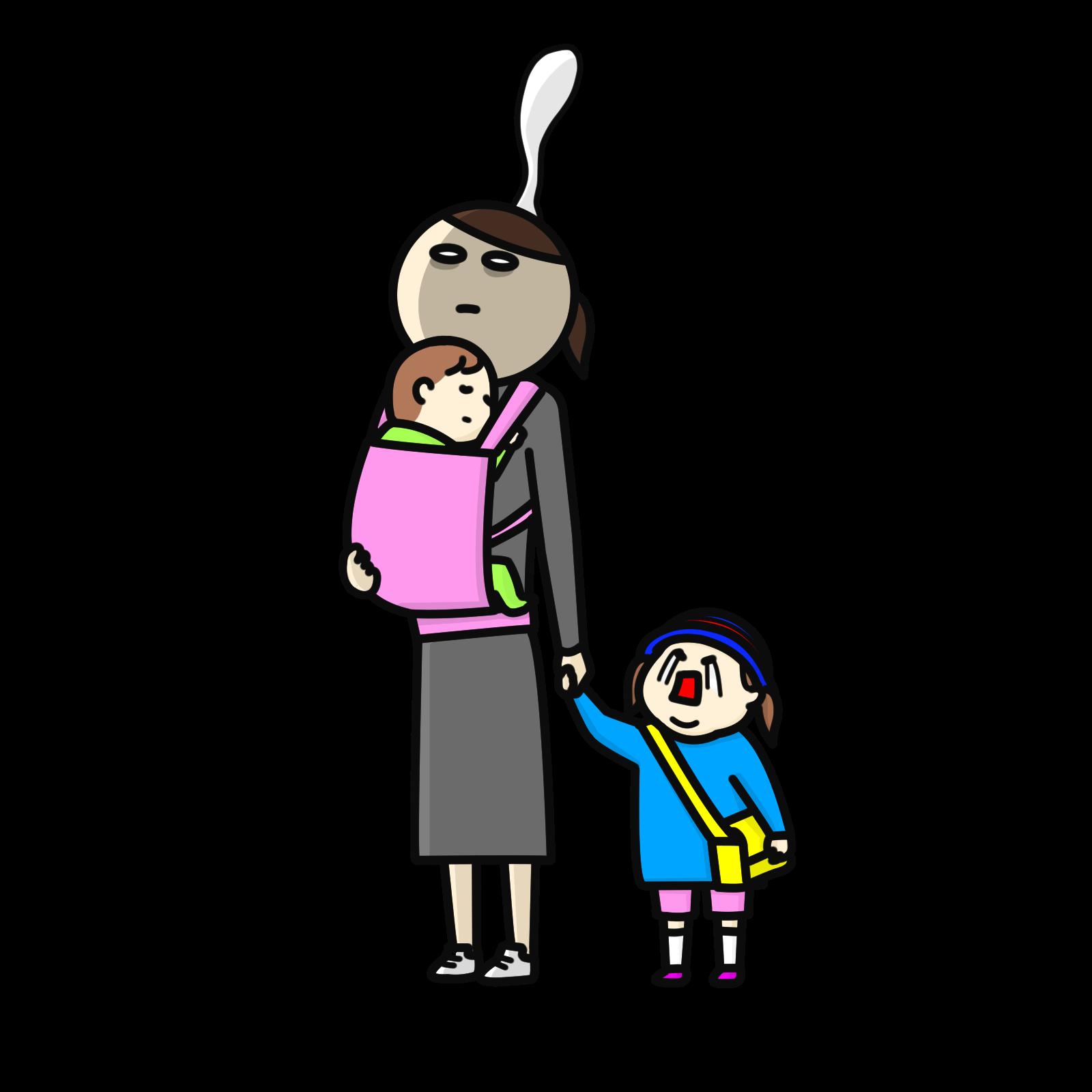 保育園ママの限界