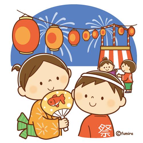 保育園,幼稚園,夏祭り,役員