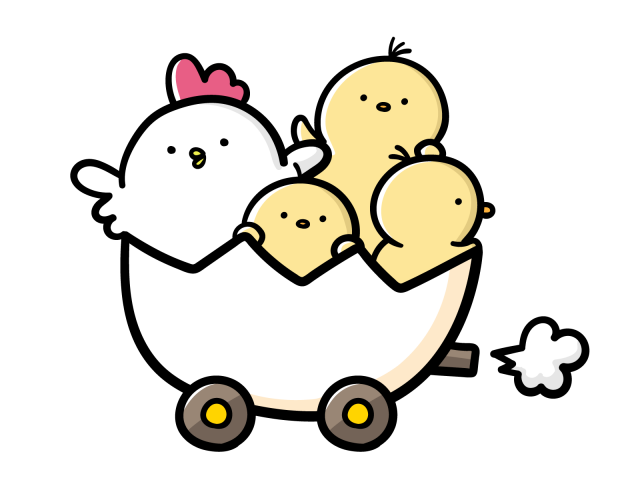 卵が先か鶏が先か